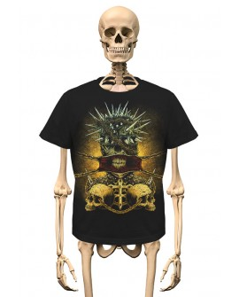 T-Shirt Opened Mouth Gambler Wear