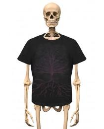 T-Shirt Snake Tree Gambler Wear
