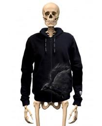Hoodie Raven Gambler Wear