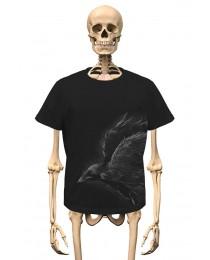 T-Shirt Raven Gambler Wear