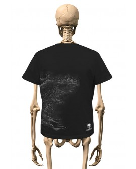 T-Shirt Raven Gambler Wear